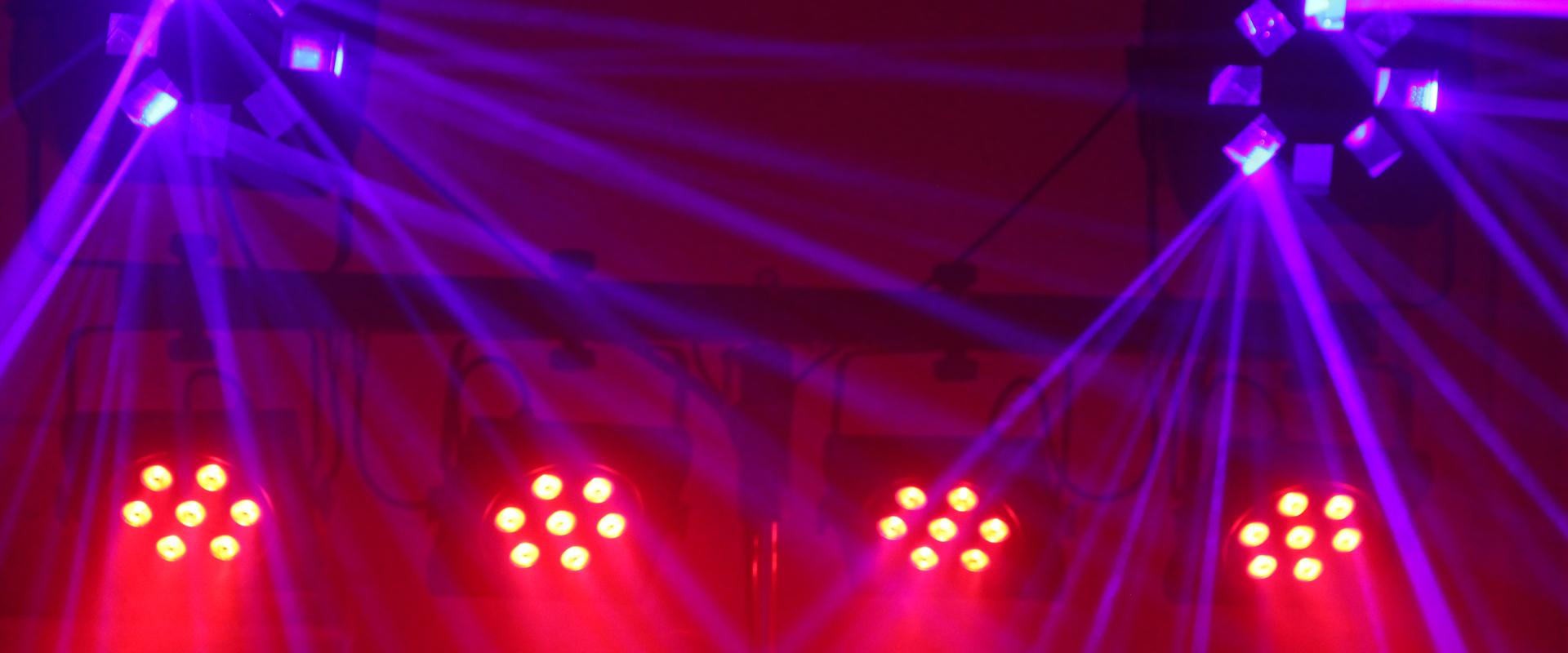 ledverlichting disco